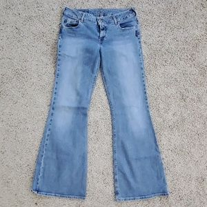 Silver Jeans Flare stretch Jeans size 32